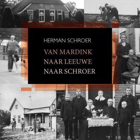Van Mardink naar Leeuwe naar Schroer - Herman Schroer
